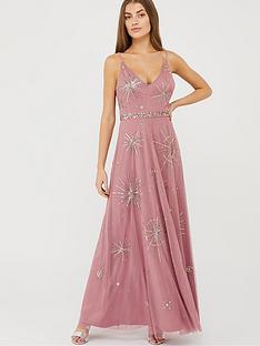 monsoon-arabella-star-sustainable-maxi-dress-pink