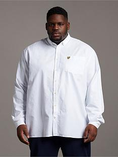 lyle-scott-big-amp-tall-long-sleeved-oxford-shirt-white