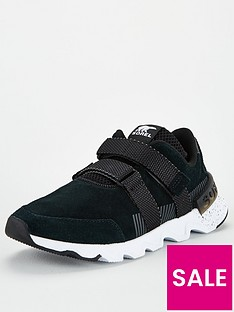 sorel-kinetic-lite-strap-trainer-black