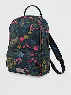 cath-kidston-twilight-garden-pocket-backpack-navy