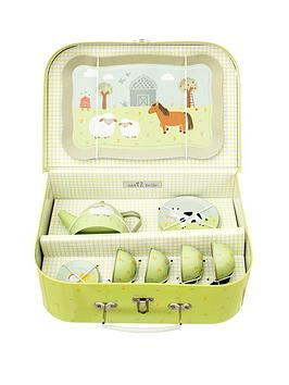 sass-belle-farmyard-friends-kids-tea-set