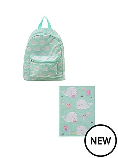sass-belle-alma-narwhal-backpack-and-sketchpad