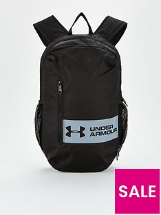 under-armour-roland-backpack-black