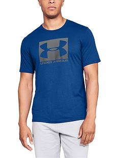 under-armour-boxed-sportstyle-short-sleeve-t-shirt-blue