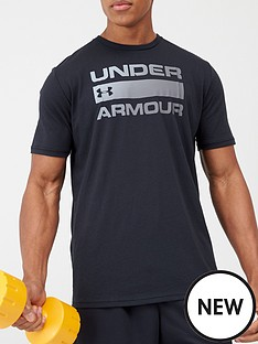 under-armour-team-issue-wordmark-short-sleeve-t-shirt-black