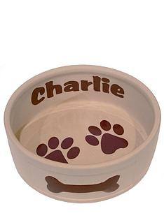 personalised-large-ceramic-dog-bowl