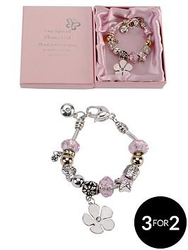 amore-flower-girl-bead-charm-bracelet