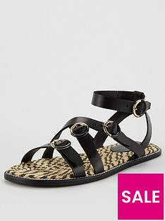 v-by-very-henrika-leather-buckle-strap-espadrille-sandal-blacknbsp