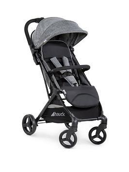 hauck-sunny-pushchair-melange-grey