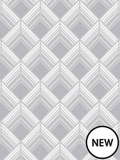 boutique-trifina-geo-silver-wallpaper