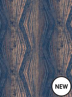 boutique-vermeil-stripe-blue-wallpaper