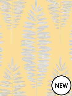 boutique-lucia-yellow-wallpaper