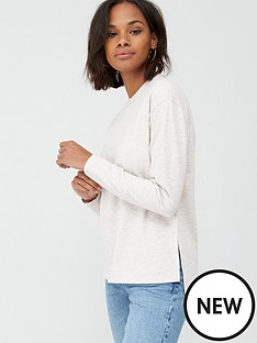 v-by-very-crew-neck-lightweight-slouchy-sweat-nude