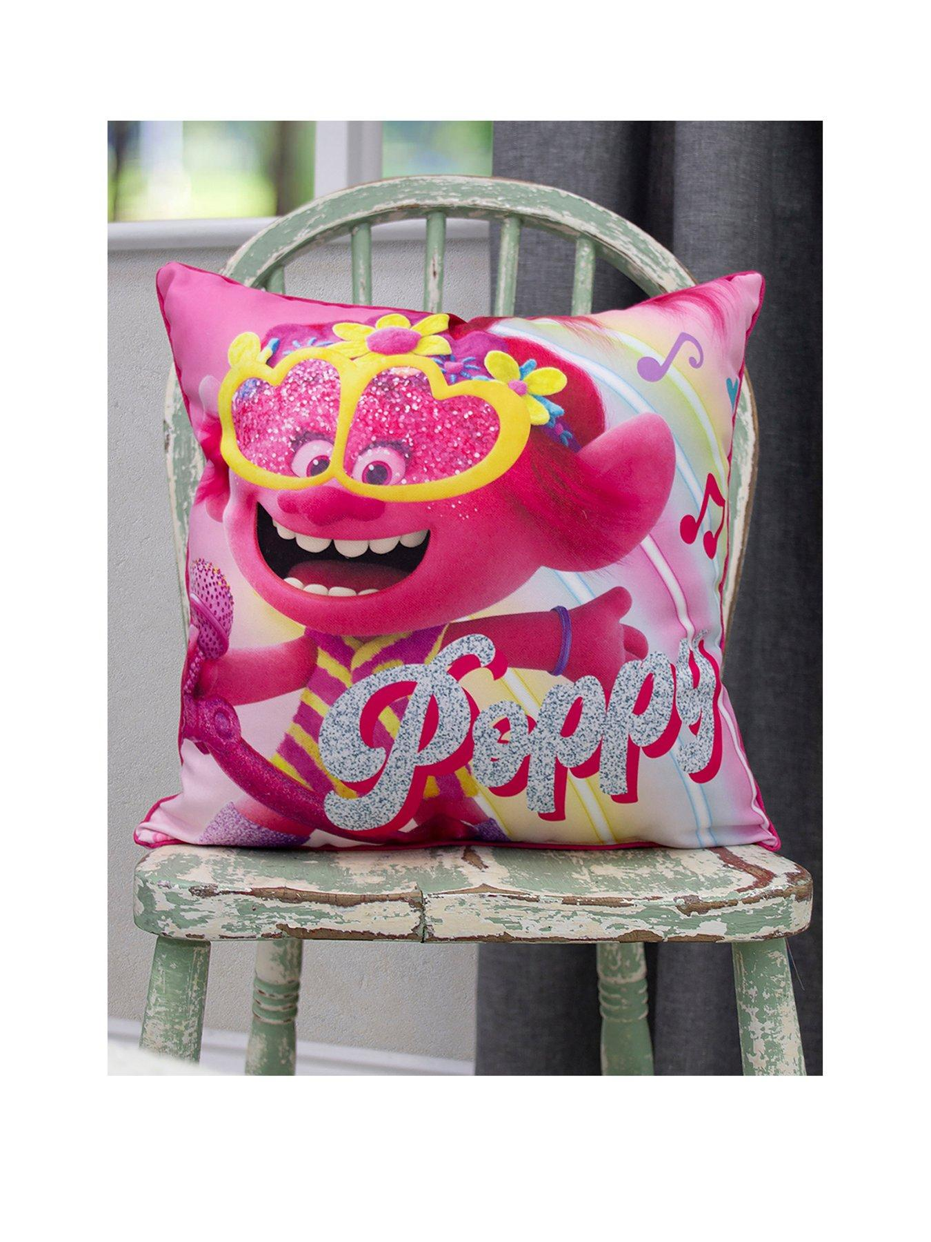 100/% Cotton Fabric Magical Trolls Poppy Cooper Guy Diamond 150cm Wide