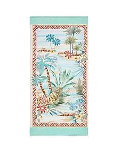 accessorize-alohanbspcotton-velour-beach-towel