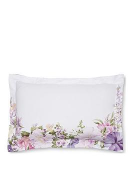 dorma-botanical-border-100-cotton-sateen-oxford-pillowcase