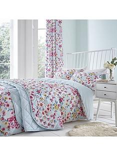 catherine-lansfield-flower-patchwork-duvet-cover-set