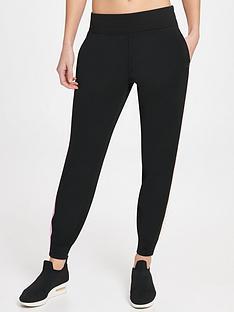 dkny-sport-colour-block-sweatpants-blackpink