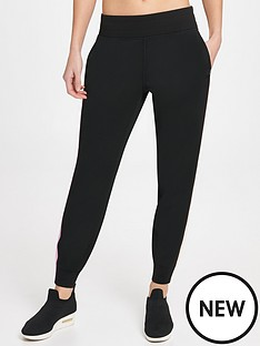 dkny-sport-colour-block-sweatpants-blackpink