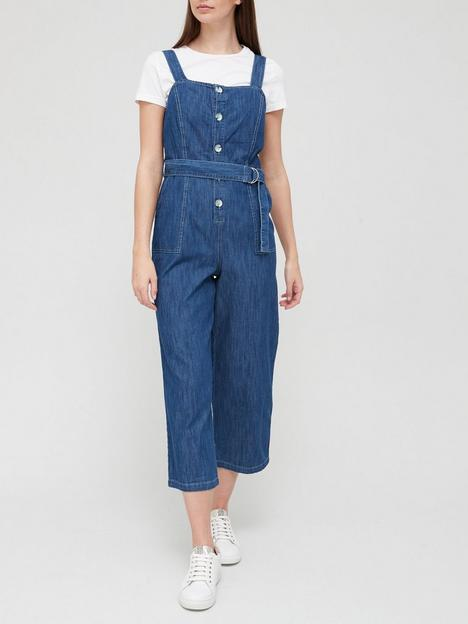 v-by-very-denim-button-through-wide-leg-crop-jumpsuit-mid-wash