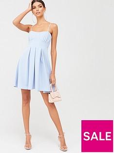 boohoo-boohoo-corset-skater-mini-dress-lilac