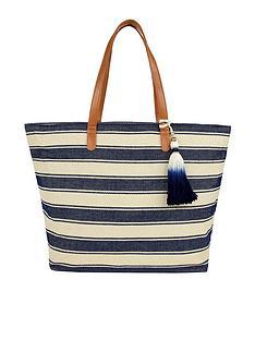 accessorize-nautical-stripe-beach-tote