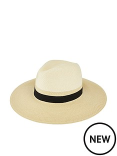 accessorize-mono-chic-braid-fedora-natural