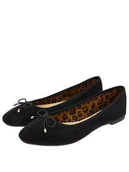 accessorize-sophia-bow-ballerina-black