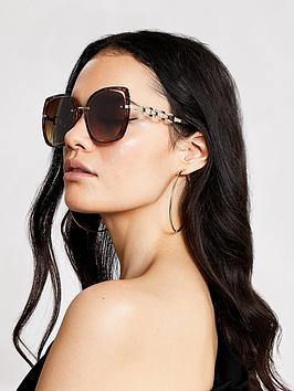 river-island-tort-suspended-lens-sunglasses