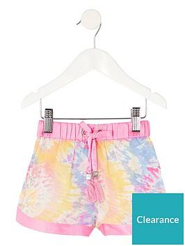 river-island-mini-girls-tie-dye-sheer-beach-shorts-multi