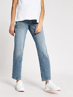 river-island-river-island-maternity-over-bump-straight-leg-jean-mid-authentic