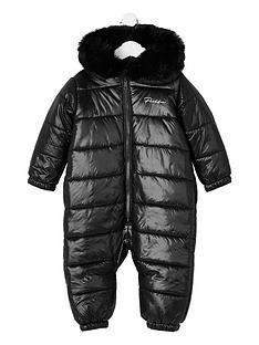 river-island-mini-mini-kids-prolific-padded-snowsuit-black