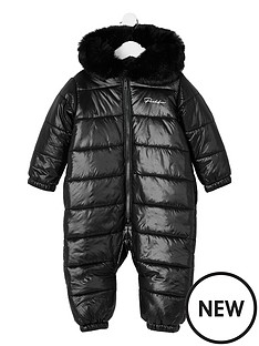 river-island-mini-mini-kids-prolific-padded-snowsuit-black