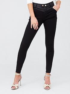 river-island-punbsptrim-mid-rise-amelie-super-skinny-jeans-black