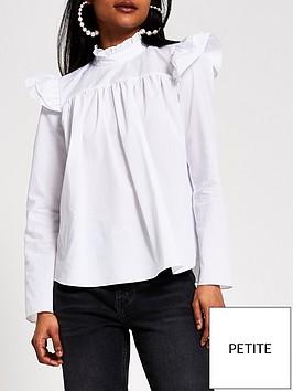 ri-petite-poplin-long-sleeve-blouse-white
