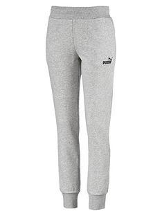 puma-essential-sweat-pants-grey
