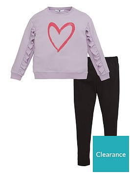v-by-very-girls-ruffle-sweat-top-and-legging-set