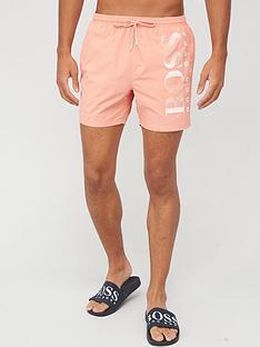 boss-beachwear-octopus-swim-shorts-pink