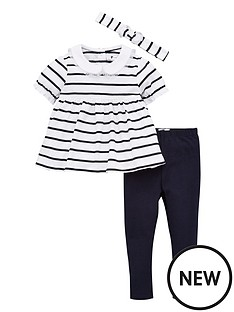 v-by-very-baby-girls-short-sleeve-stripe-collar-detail-top-headband-and-legging-set-multi