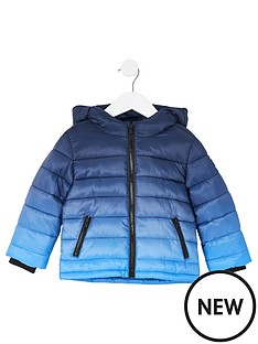 river-island-mini-mini-boys-ombre-padded-coat-blue