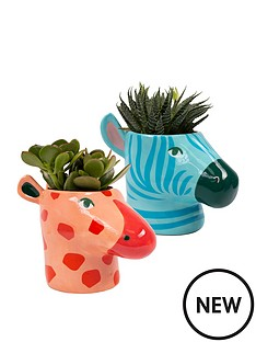 fizz-animal-plant-pots