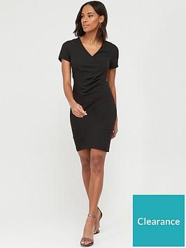 v-by-very-v-neck-wrap-shift-dress-black