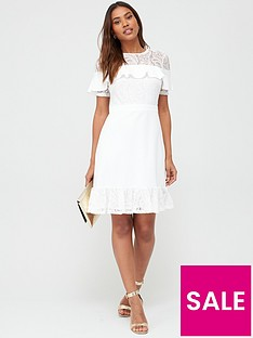 v-by-very-round-neck-lace-skater-dress