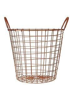 premier-housewares-vertex-round-basket