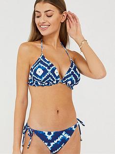 monsoon-tahani-printed-recycled-bikini-pants-blue