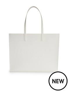 ted-baker-soocon-crosshatch-east-west-icon-bag-white