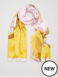 ted-baker-cabana-long-scarf-pink