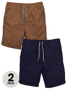 v-by-very-boys-2-pack-ripstop-shorts-multi