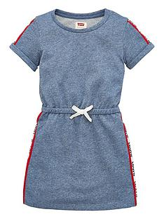 levis-girls-logo-tape-jersey-dress-blue