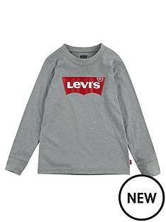 levis-boys-long-sleeve-batwing-t-shirt-grey